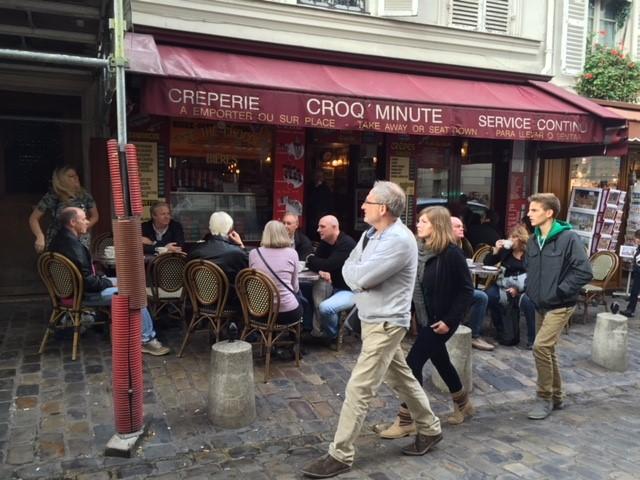 パリの人々