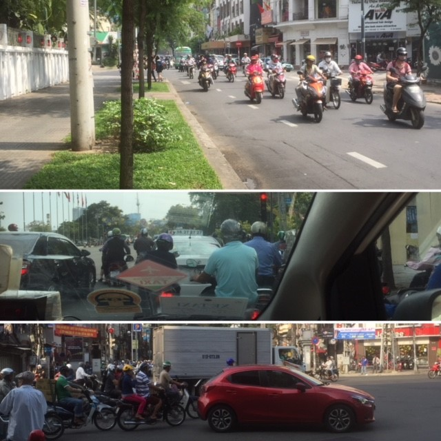 ベトナムオートバイ軍団3