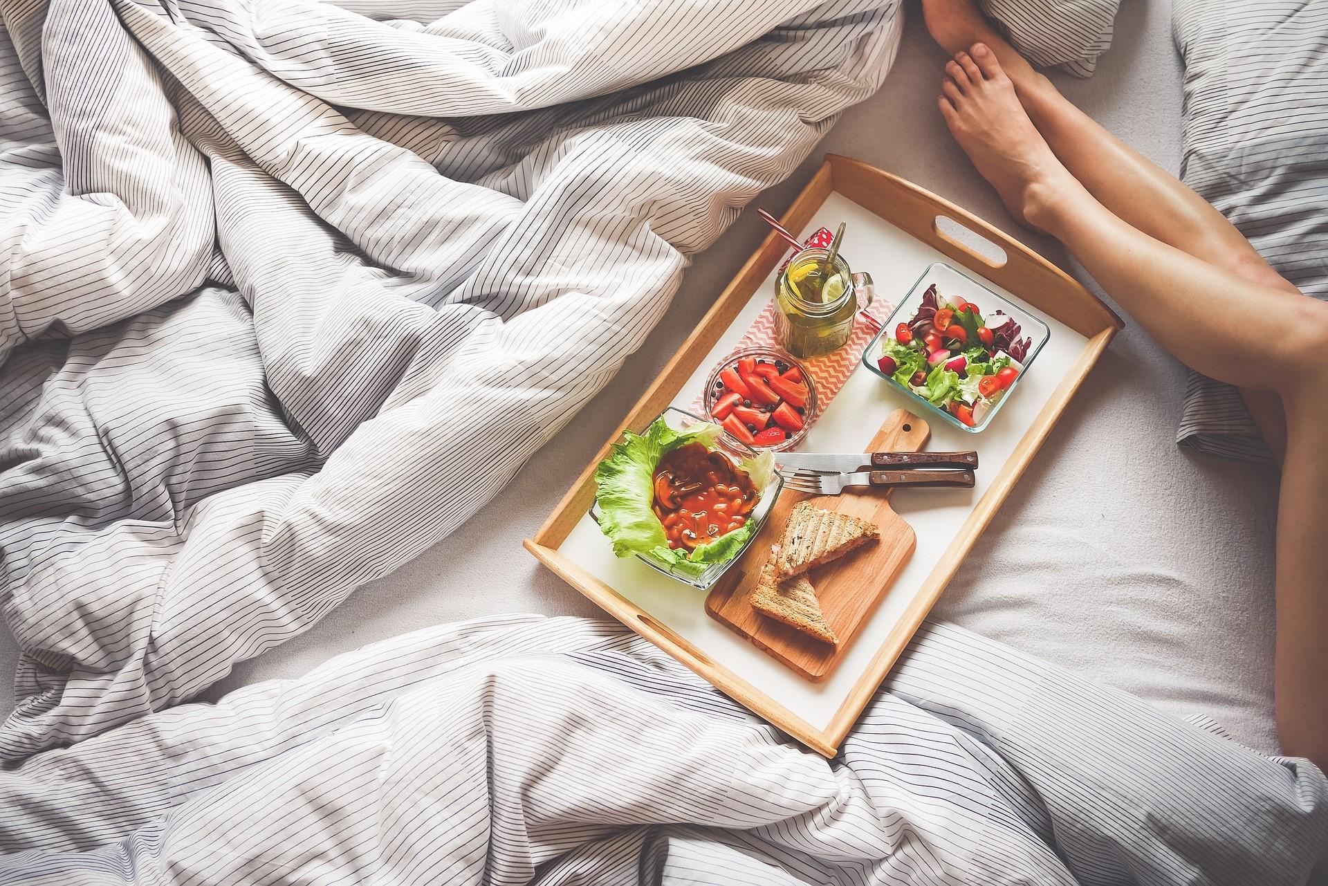美肌に良い朝食